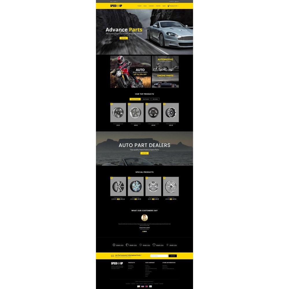 SpeedUp Auto Store