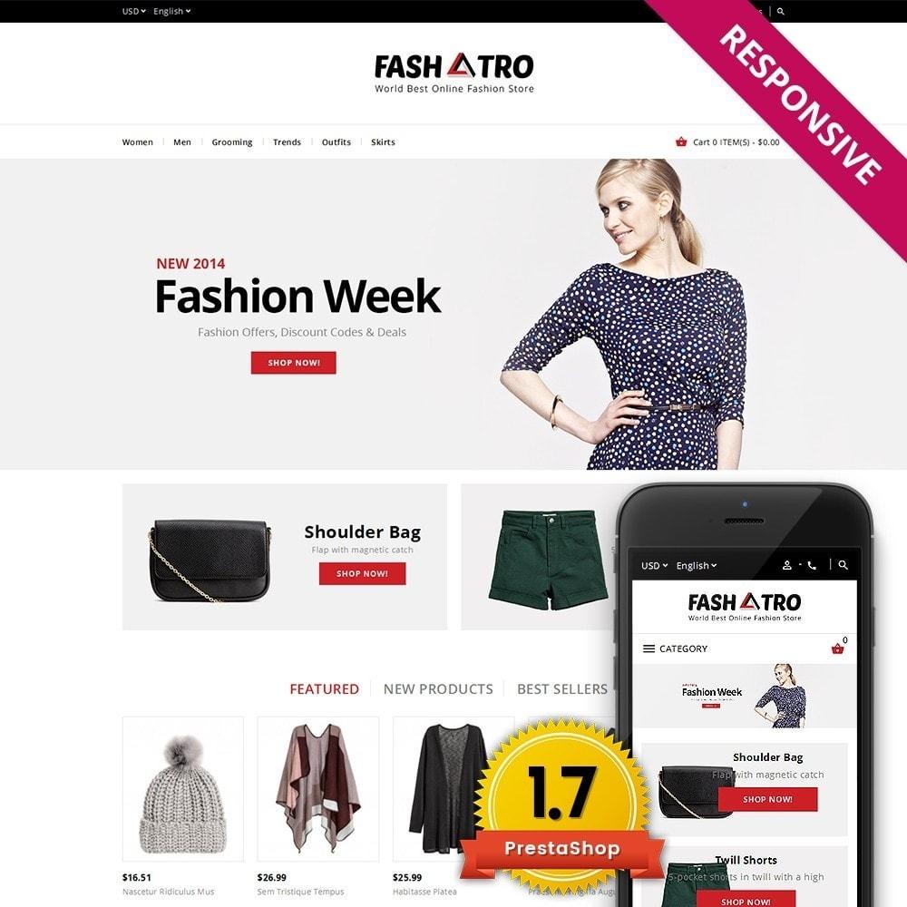 Fashtro - Online Fashion Store