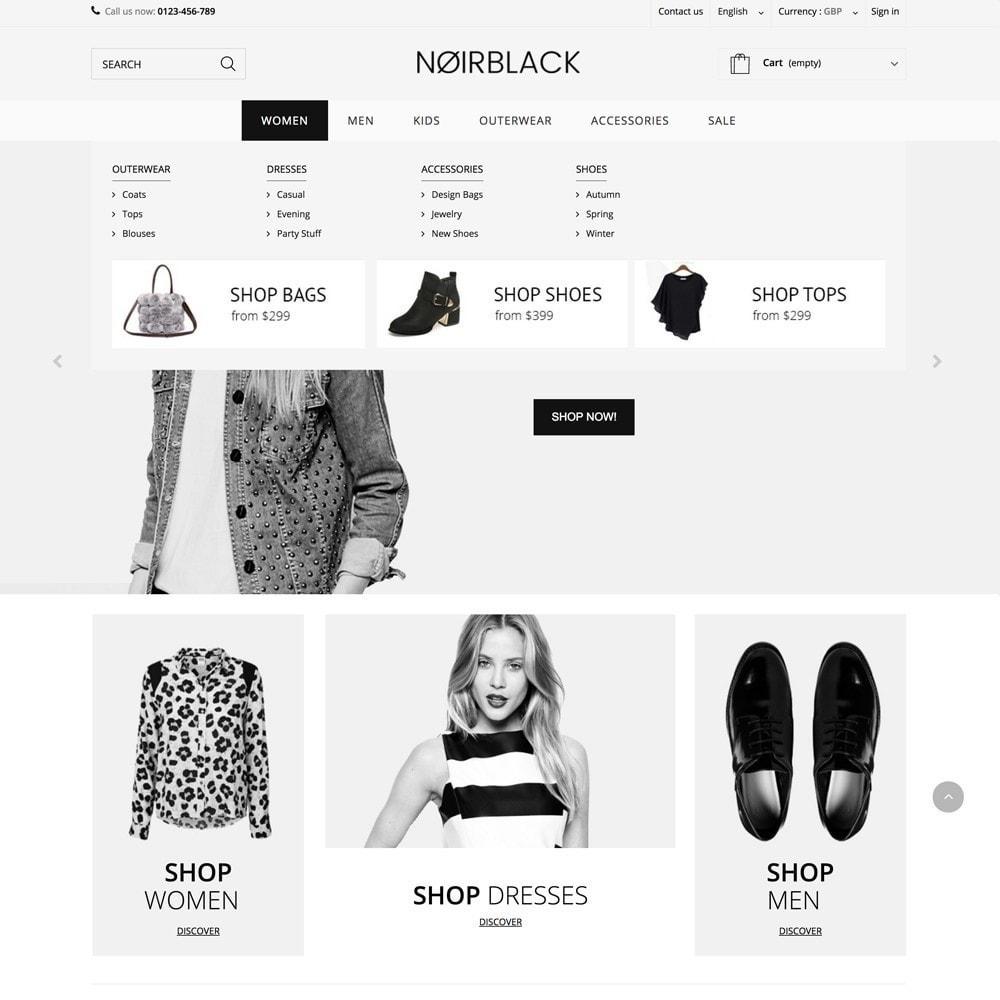 theme - Mode & Schuhe - NOIRBLACK - 4