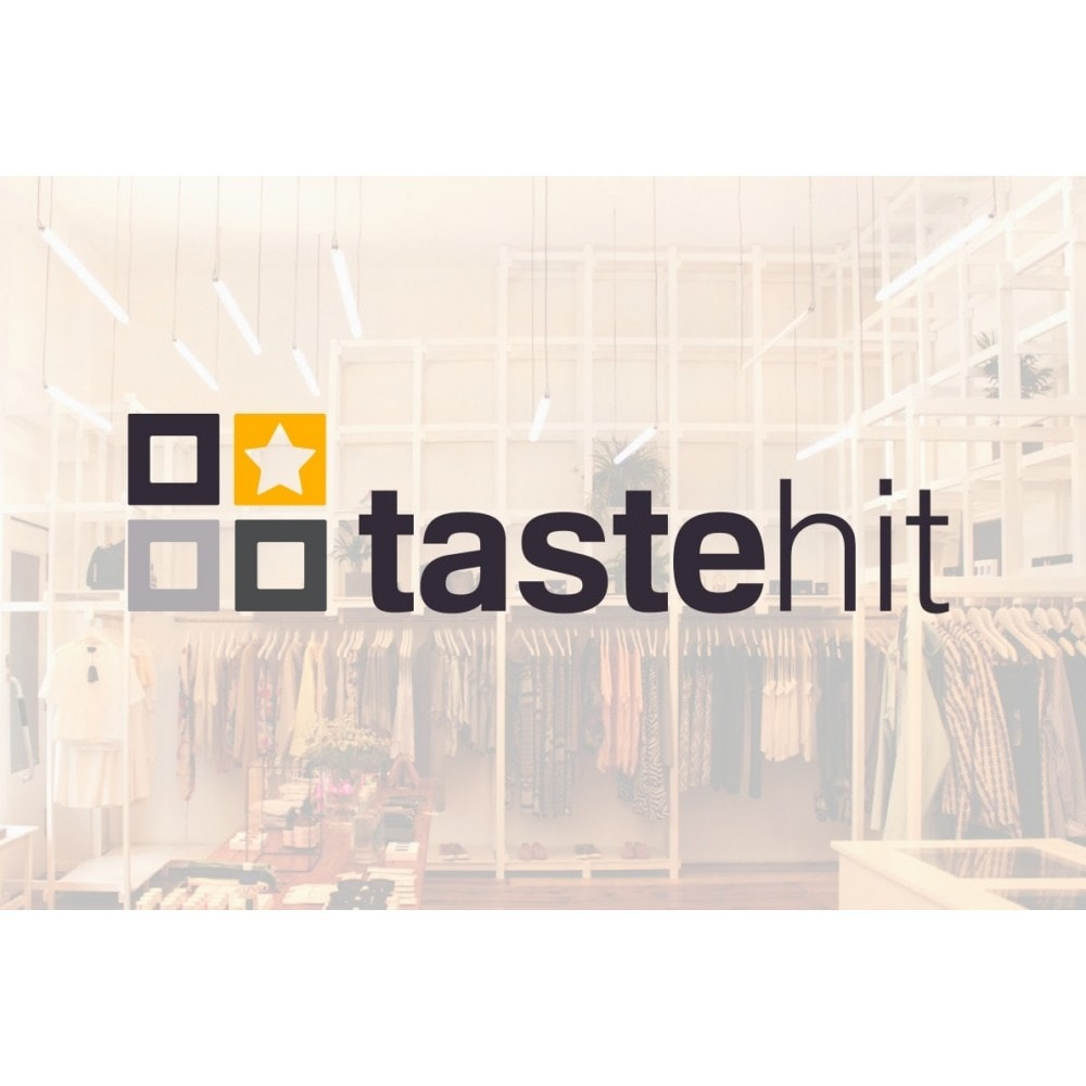 module - Newsletter & SMS - TasteHit: Web and email personalization - 1