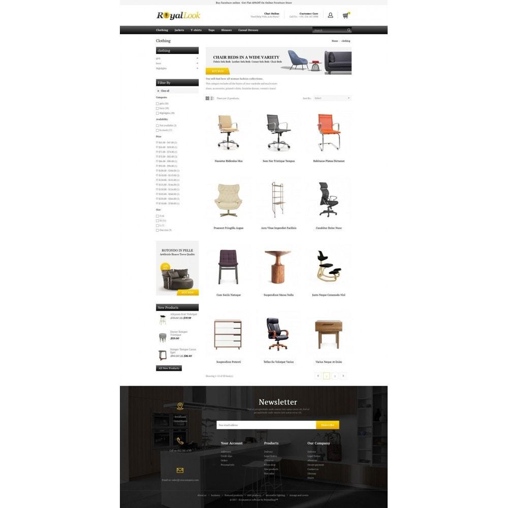 Royal Look - Furniture Store