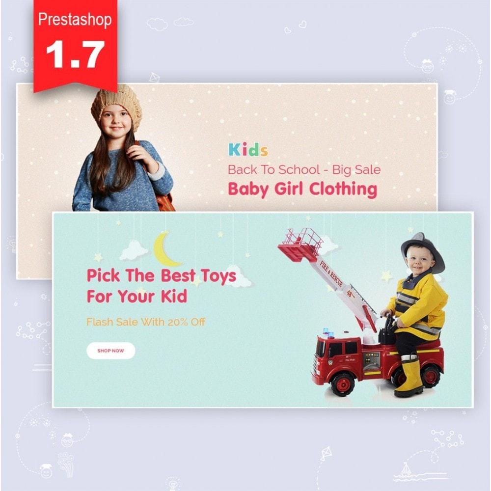 theme - Kinderen & Speelgoed - JMS Kids 1.7 - 3