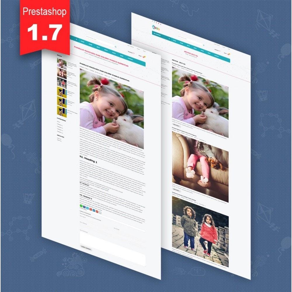 theme - Niños y Juguetes - JMS Kids 1.7 - 4