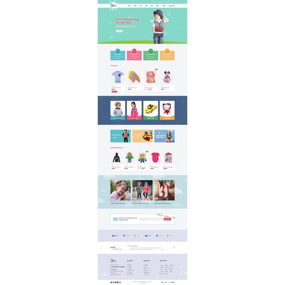 theme - Zabawki & Artykuły dziecięce - JMS Kids 1.7 - 7