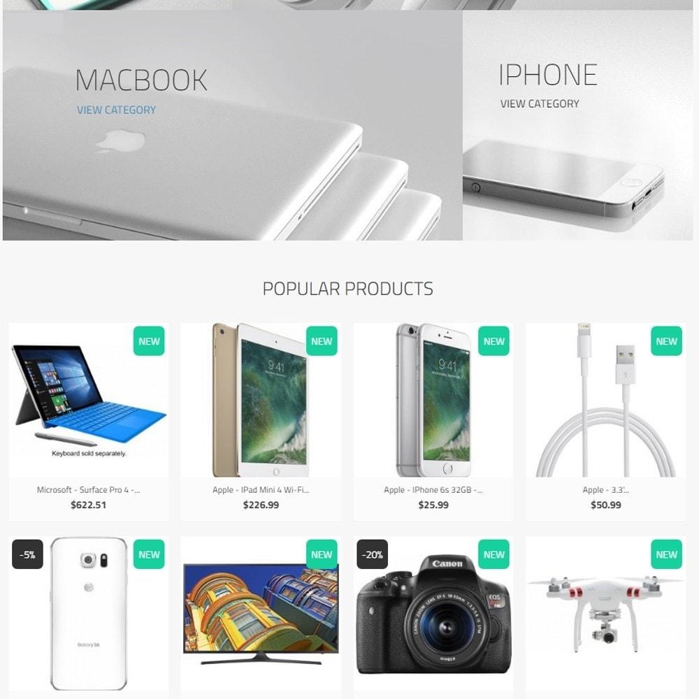 theme - Eletrônicos & High Tech - Tablet - Electronics High-tech Shop - 3