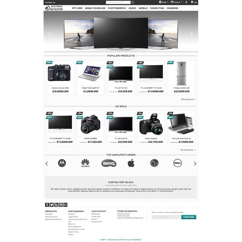 Electronicshops