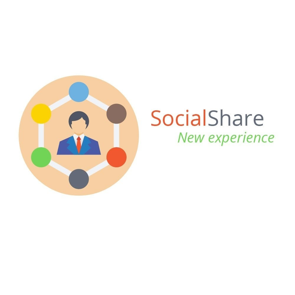 module - Share Buttons & Comments - Social Share - 1