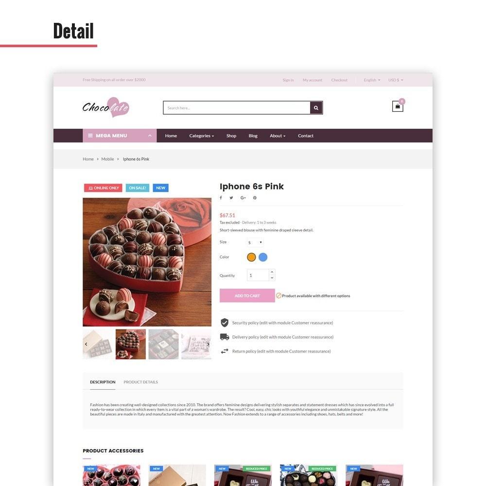 theme - Geschenke, Blumen & Feiern - Ap Chocolate - 6