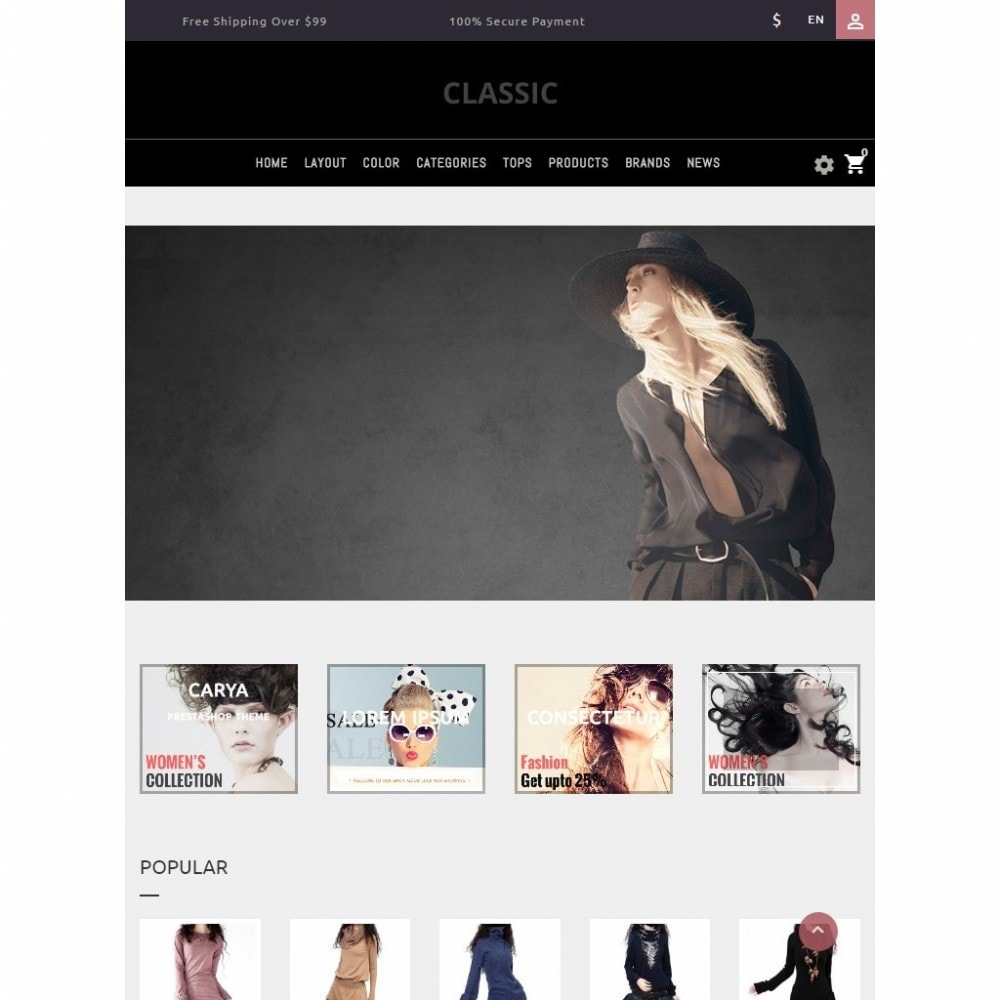 theme - Mode & Schuhe - Eria Fashion Store - 8