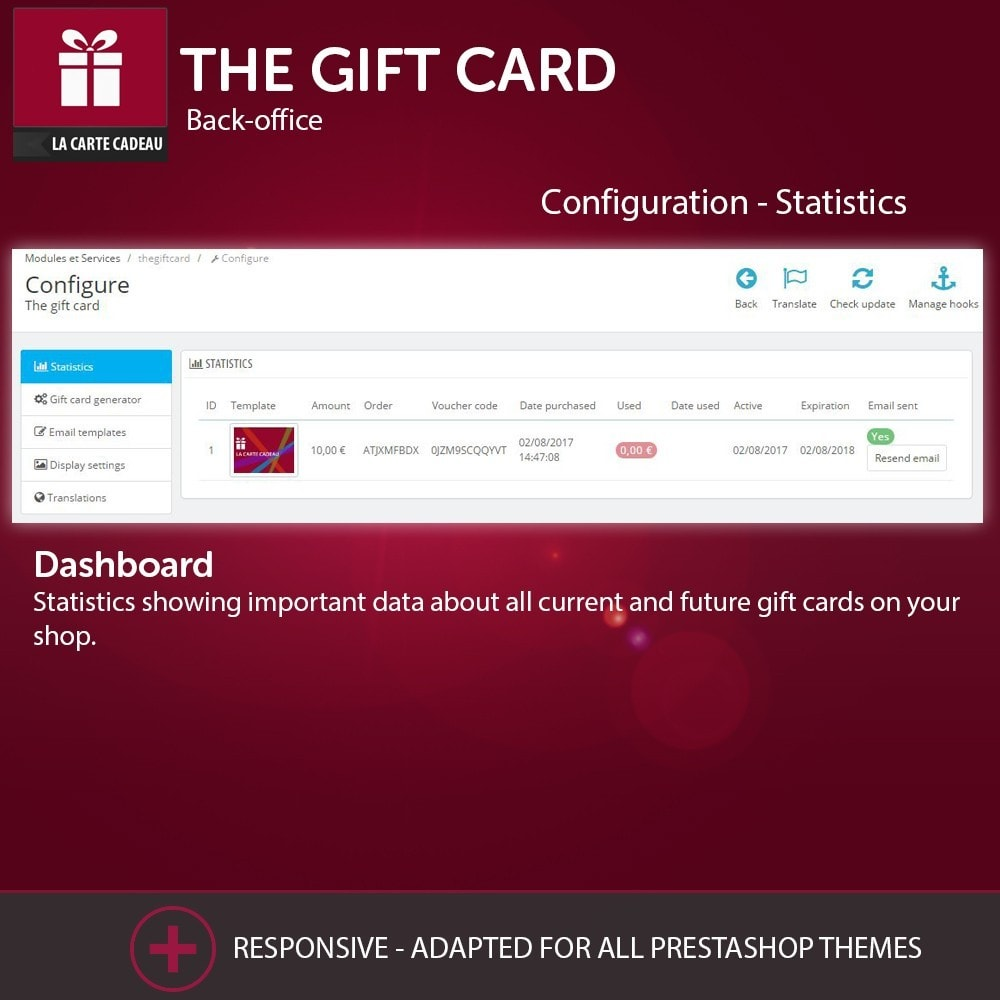 module - Whishlist & Gift Card - The Gift Card - 4