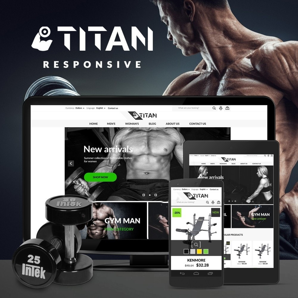 theme - Sports, Activities & Travel - Titan - 1