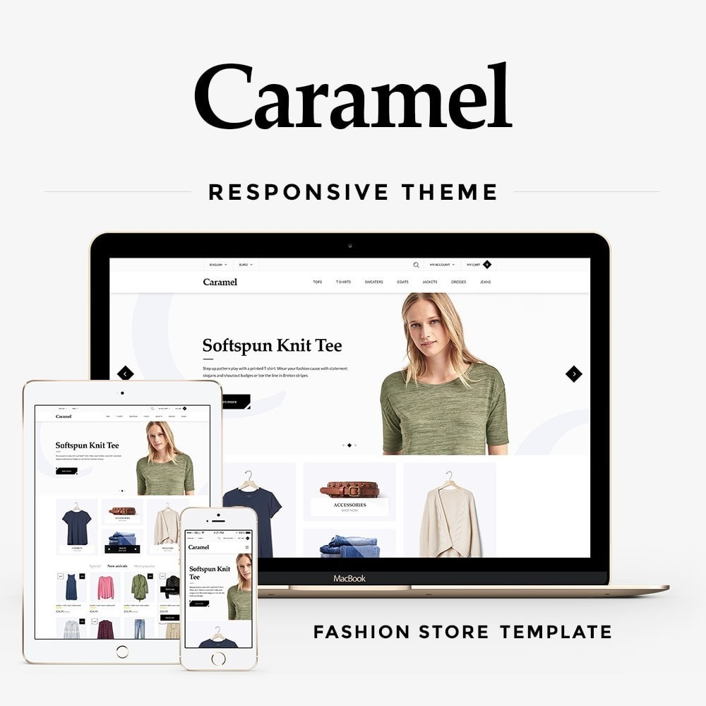 Caramel Fashion Store