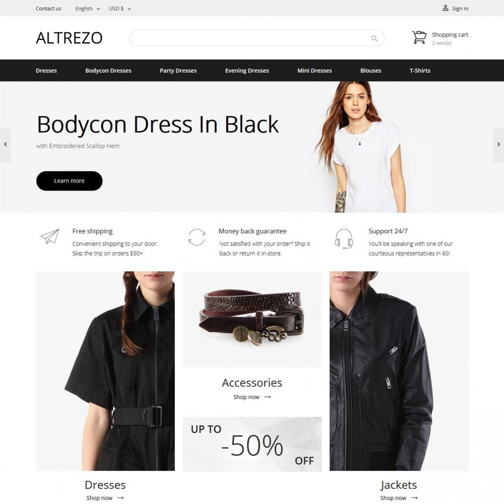 Altrezo Fashion Store