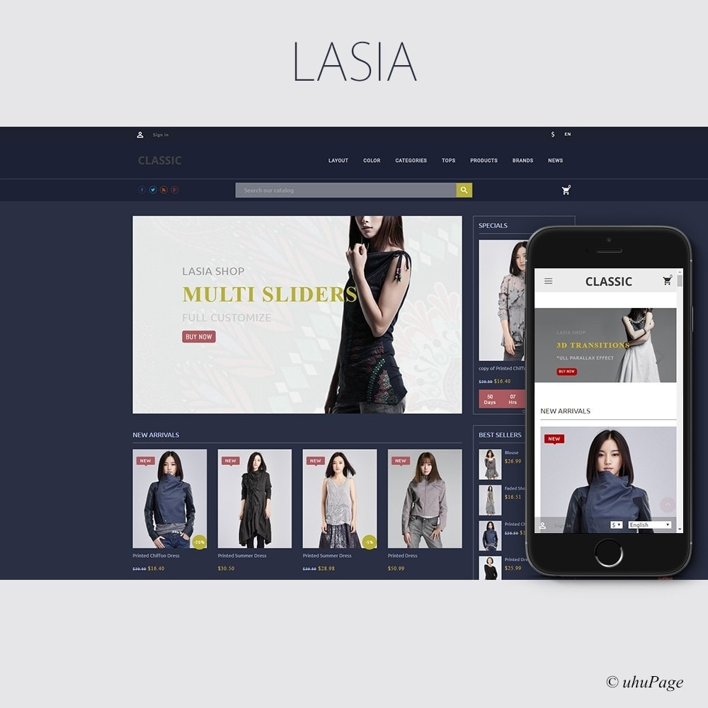 Lasia Fashion Store
