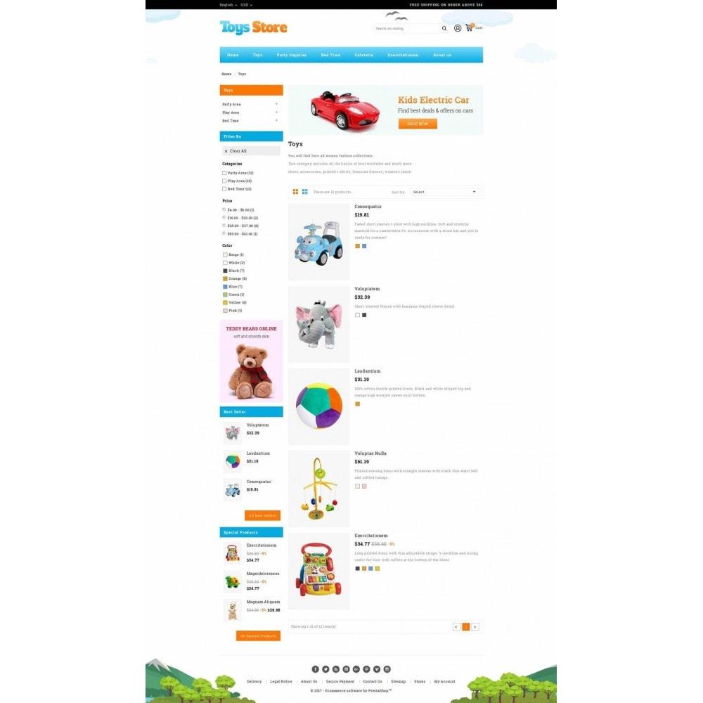 theme - Zabawki & Artykuły dziecięce - Toys Online Store - 4