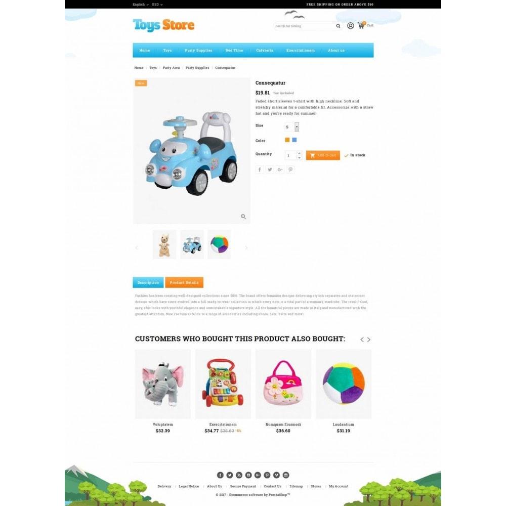 theme - Zabawki & Artykuły dziecięce - Toys Online Store - 5