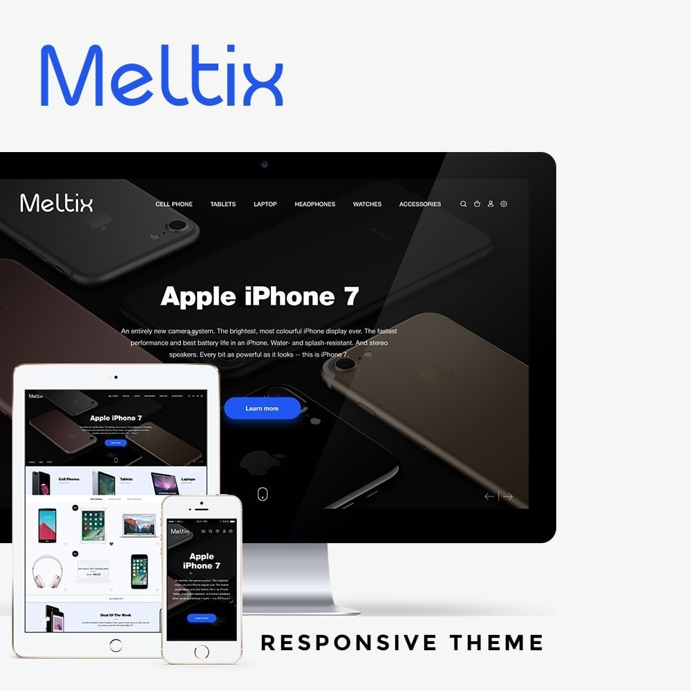 Meltix - High-tech Shop