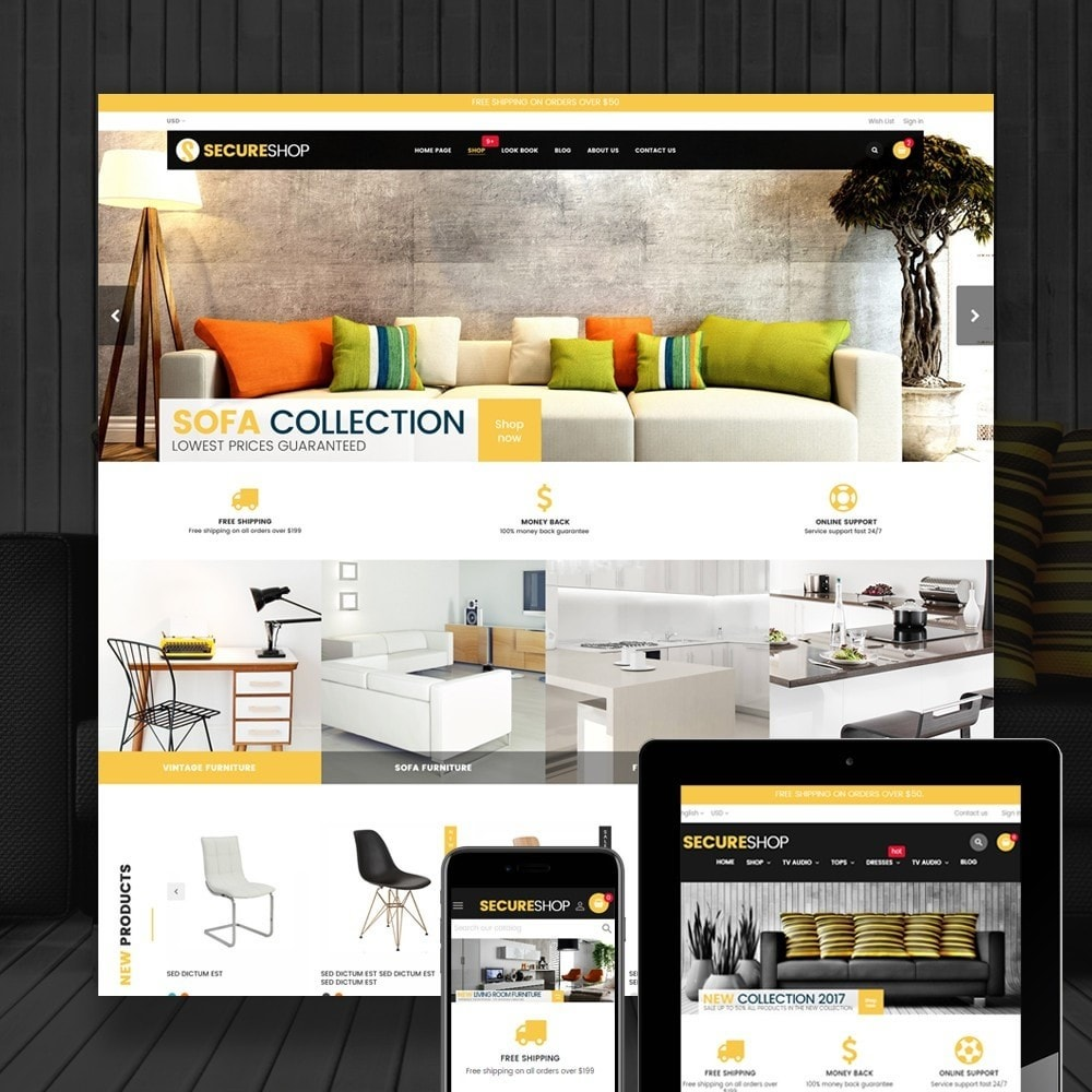 theme - Casa & Giardino - Furniture Shop - 1