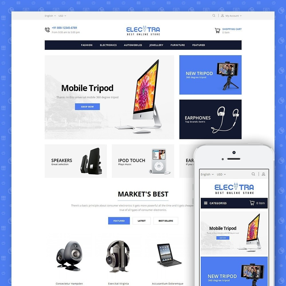 Electra Store