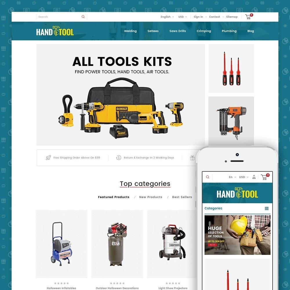 Hand Tools Store