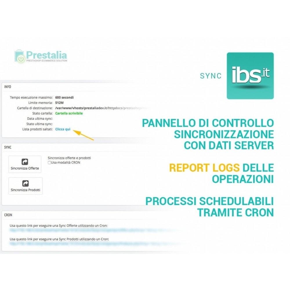 module - Marketplace - Sincronizza PrestaShop con il marketplace IBS.it - 7
