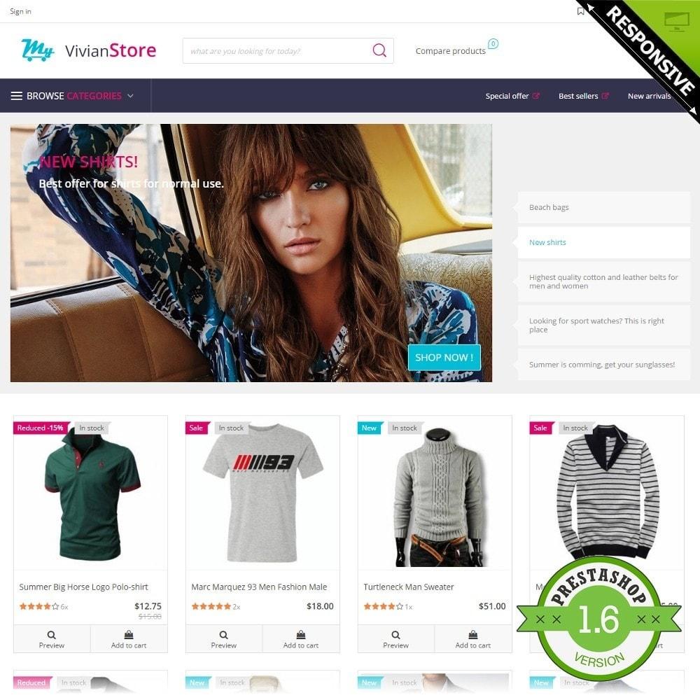 theme - Mode & Schoenen - Vivian Fashion Store - 2