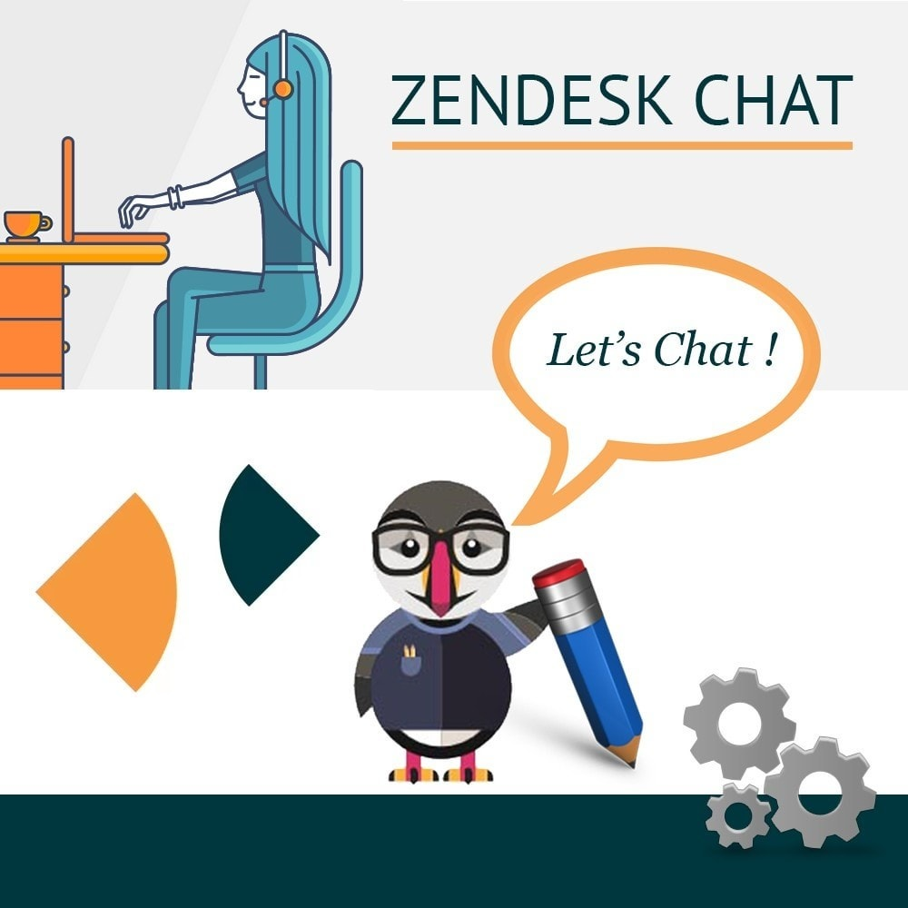 module - Support & Online Chat - Live Chat by Zendesk - 1