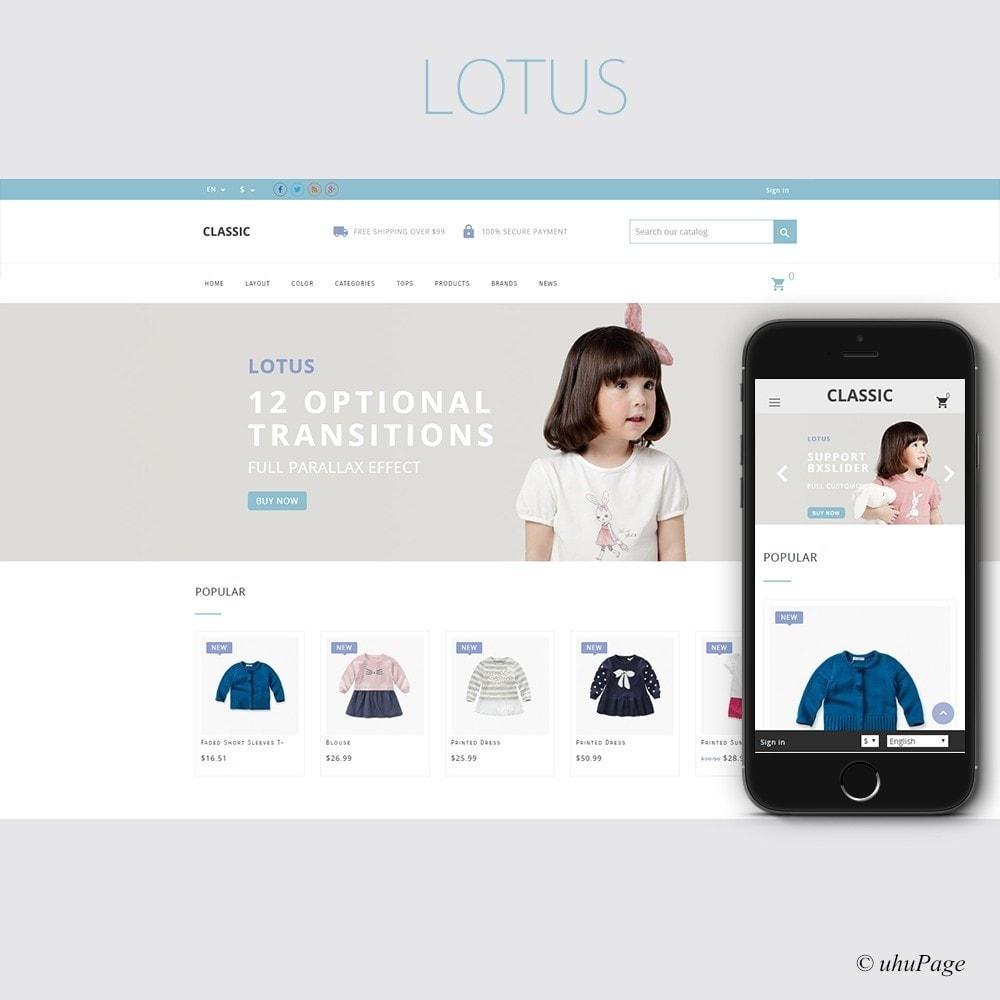 theme - Дети и Игрушки - Lotus Kids Store - 1