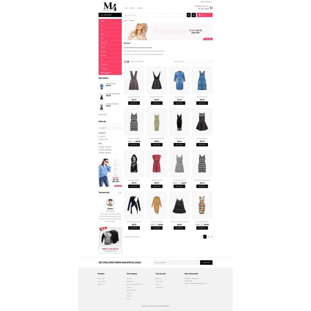 M4 Fashion Store