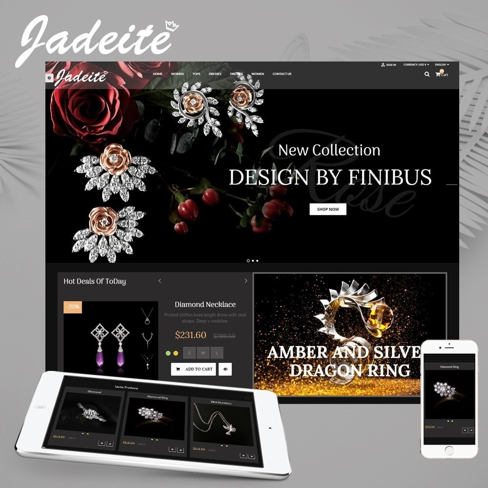 Jadeite Jewelry & Accessories Store