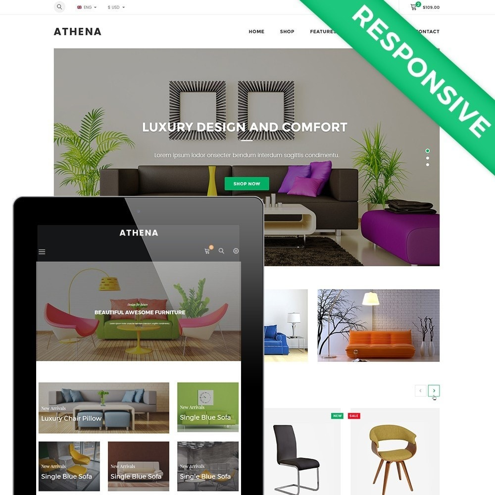 JMS Athena Furniture
