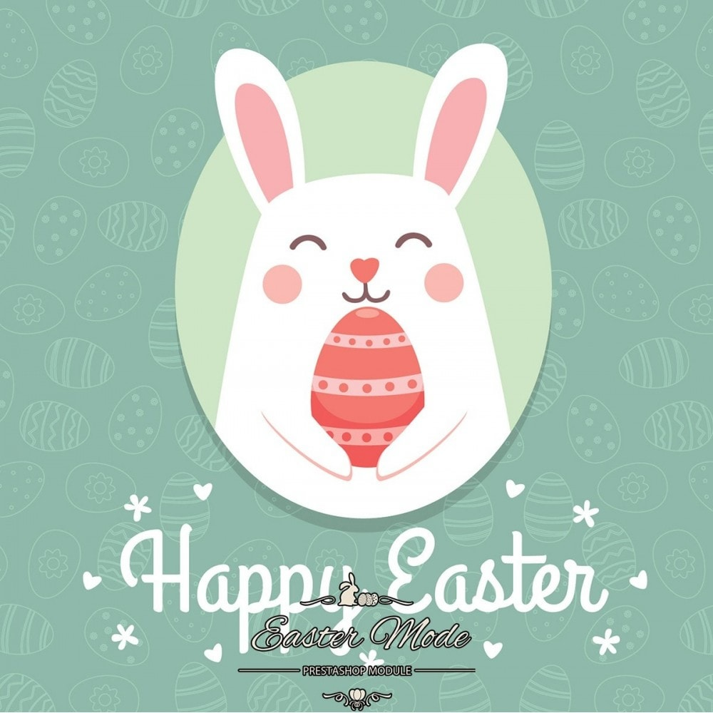 module - Page Customization - Easter Mode - Theme customizer - 7