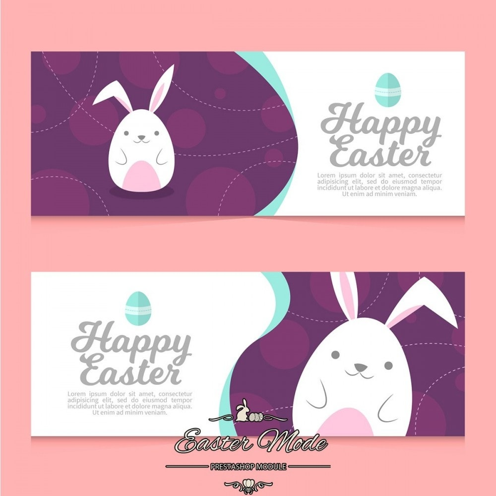 module - Personalización de la página - Easter Mode - Theme customizer - 16
