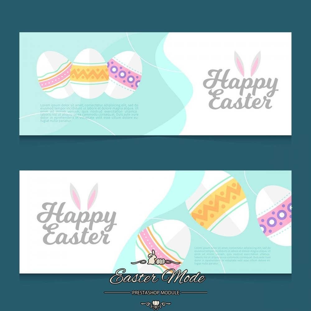 module - Personalización de la página - Easter Mode - Theme customizer - 17