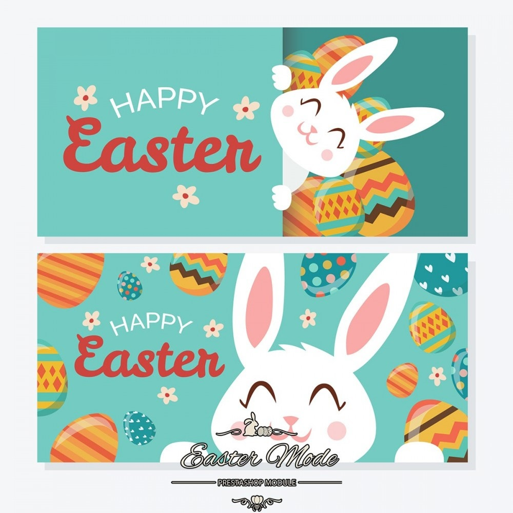 module - Page Customization - Easter Mode - Theme customizer - 18