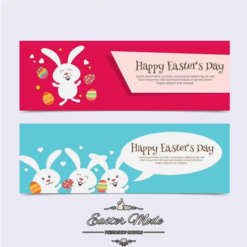 module - Page Customization - Easter Mode - Theme customizer - 26