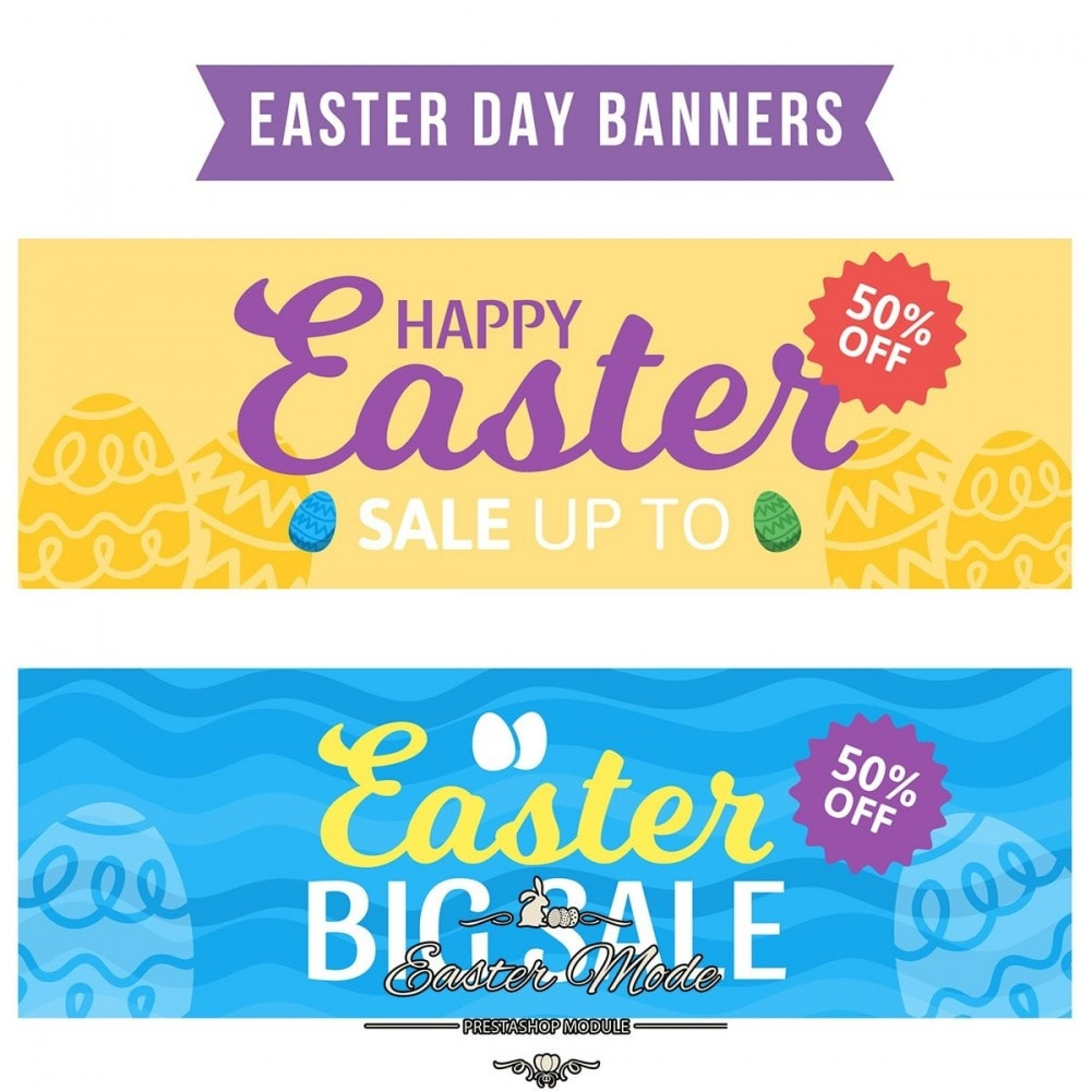 module - Page Customization - Easter Mode - Theme customizer - 27