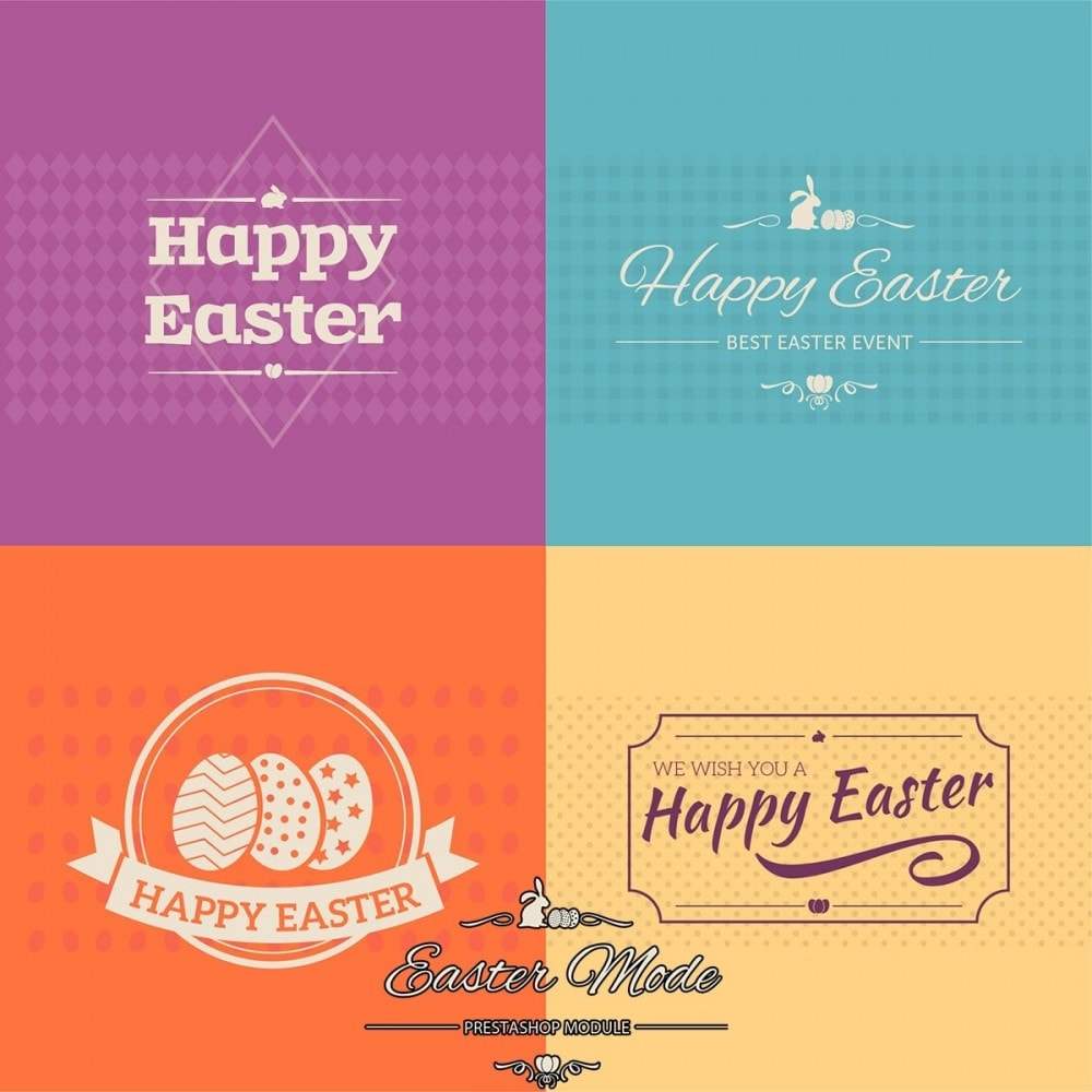module - Page Customization - Easter Mode - Theme customizer - 33