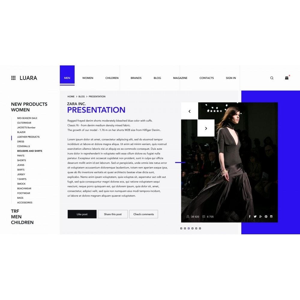 theme - Moda & Calçados - Laura - Loja de Roupas - 7