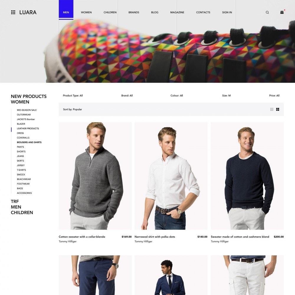 theme - Mode & Schoenen - Laura - Kledingwinkel - 3
