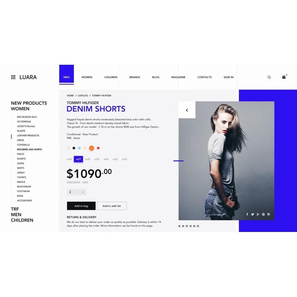 theme - Moda y Calzado - Laura - Tienda de Ropa - 5
