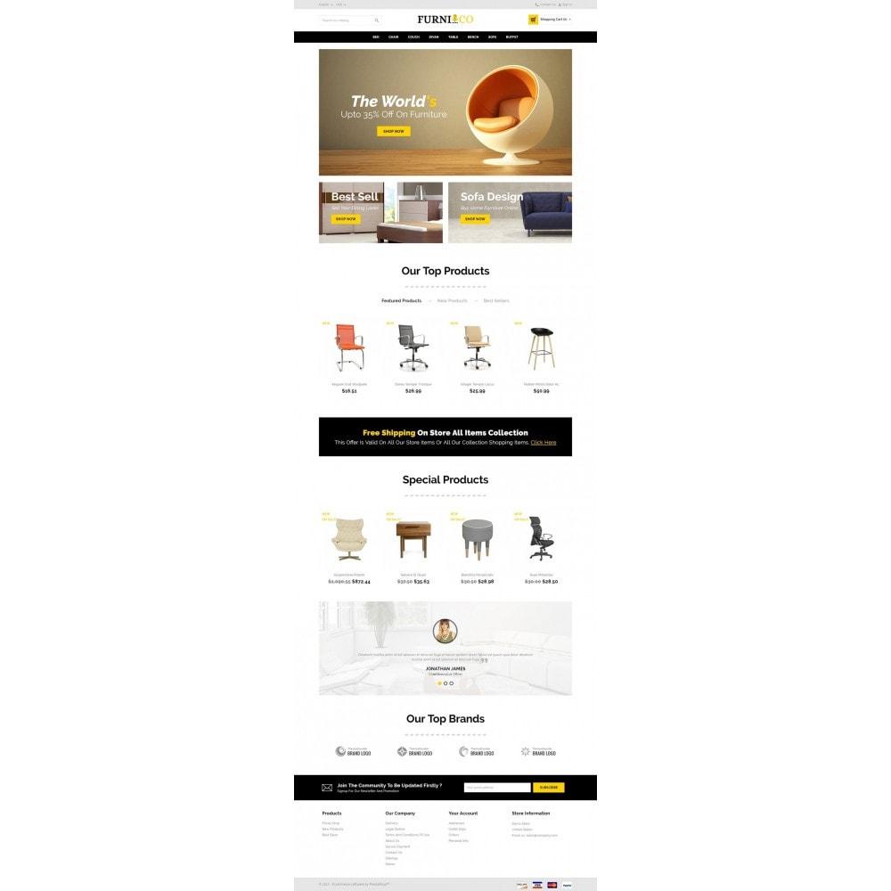 Furni - Online Furniture Store