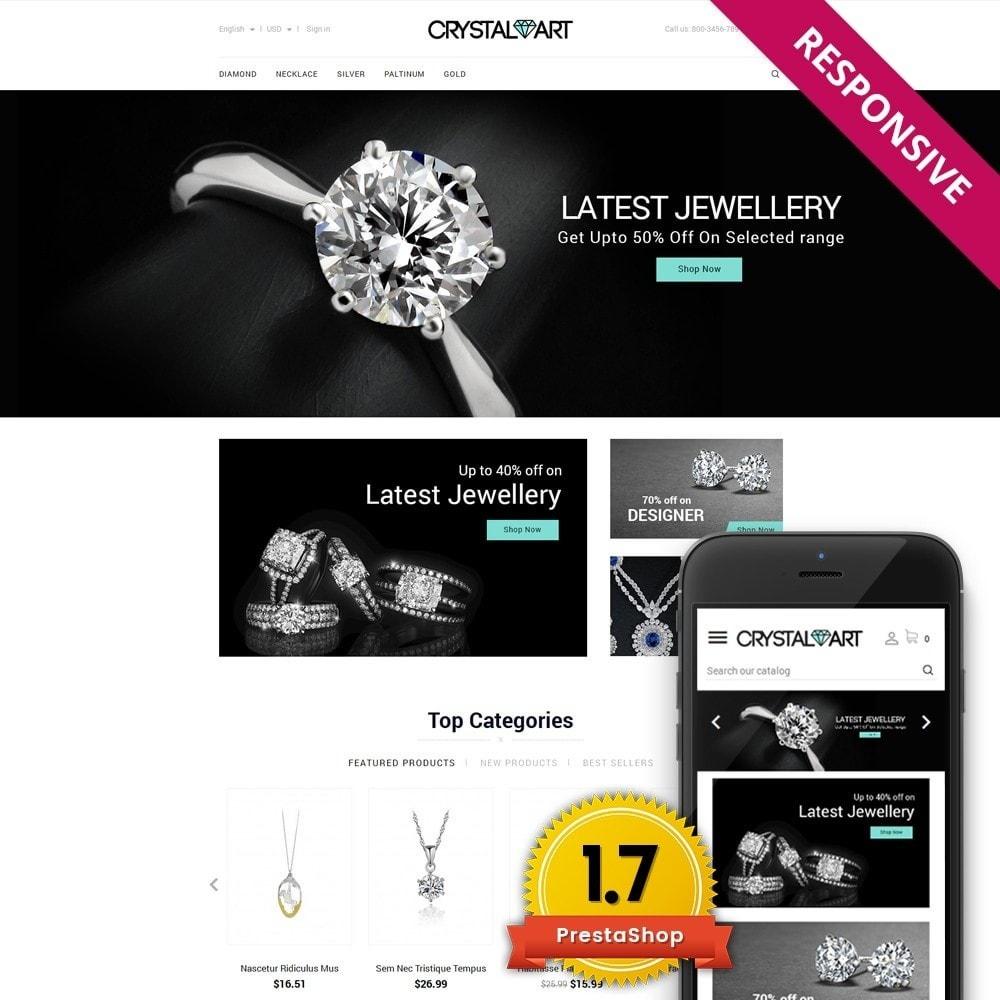 Crystal Art Online Store
