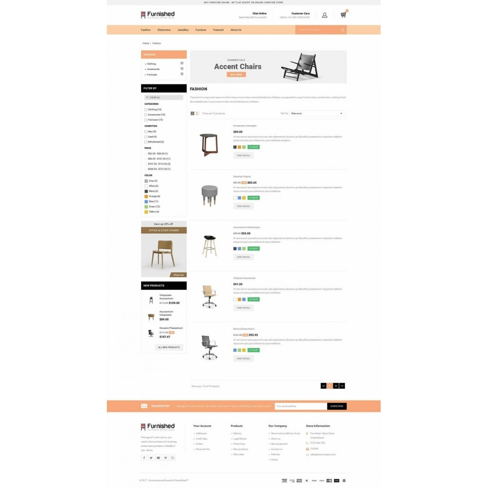 theme - Dom & Ogród - Furnished - Best Online Store - 4
