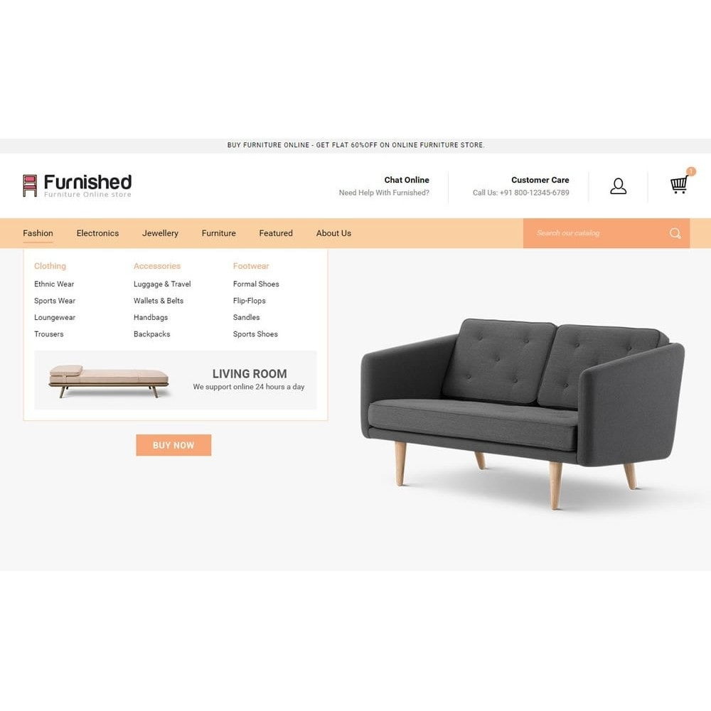 theme - Heim & Garten - Furnished - Best Online Store - 7