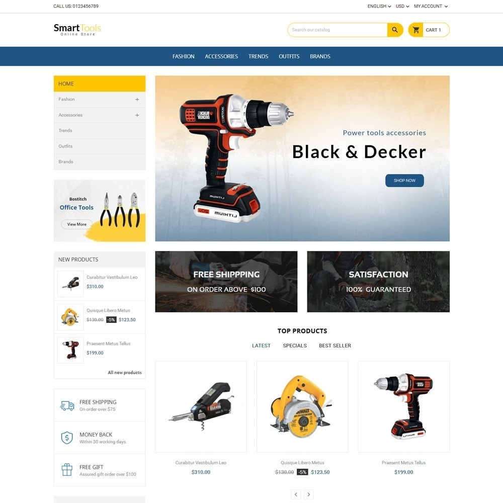 Smart Tools Store