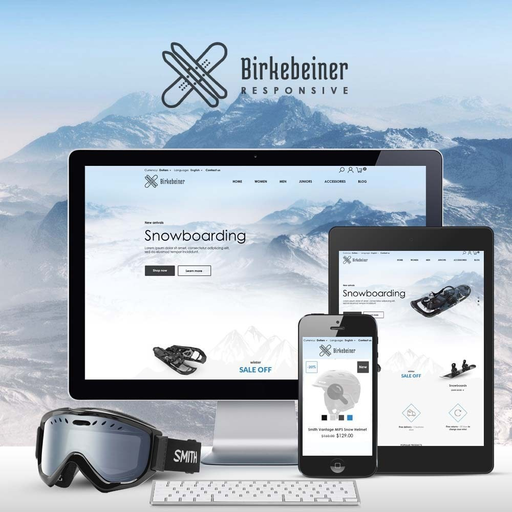 theme - Sports, Activities & Travel - Birkebeiner - Active Sport - 1