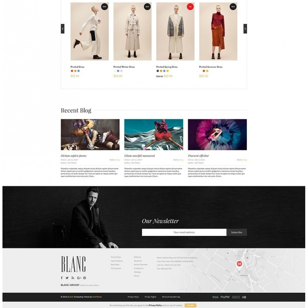 theme - Moda & Calzature - Blanc Fashion Store - 4