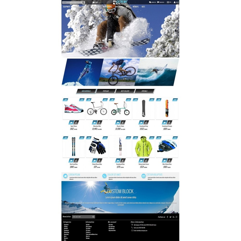 Extreme Sport Store