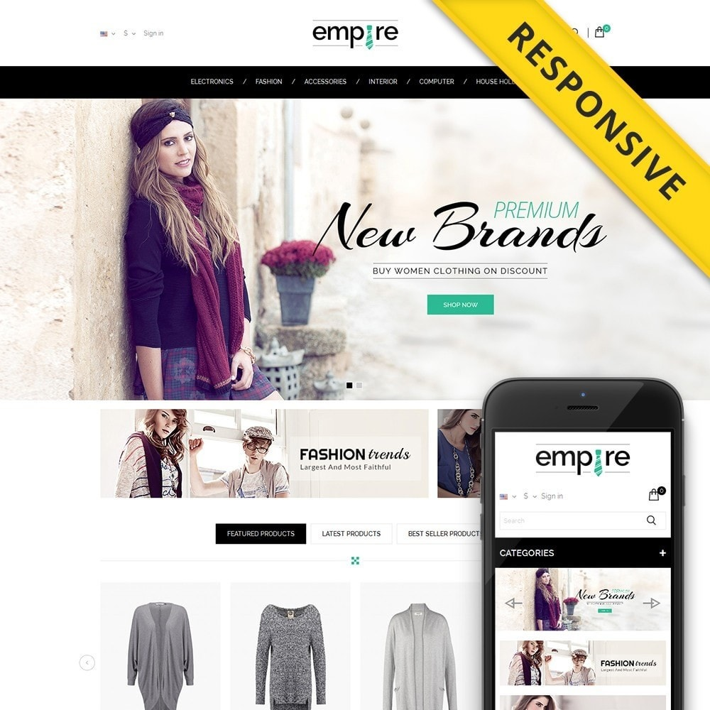 Empire Shop